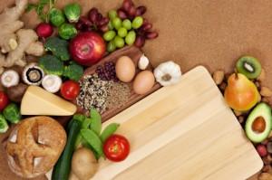 Eine ausgewogene Ernährung lässt die Punde purzeln