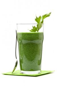 Grüne Smoothie-Power